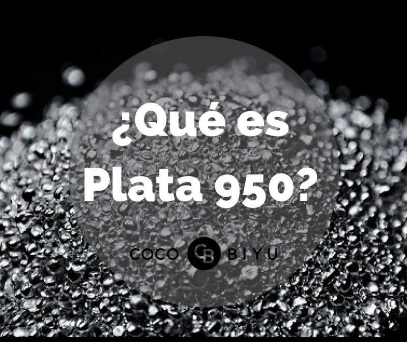 Plata 950