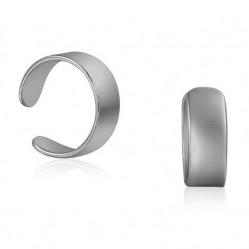 pendiente plata ear cuff