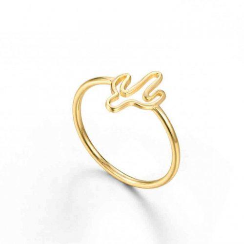 anillo oro captus